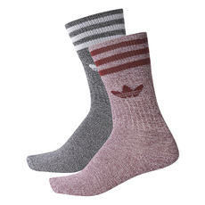 Solid Crew Mela - Men's Socks
