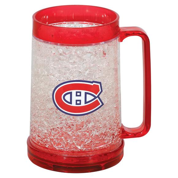 FM-BL - 18-oz. Freezer Mug - Montreal Canadiens