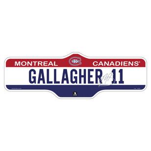 SNST - Panneau de rue - Canadiens de Montréal et NHL