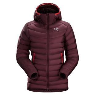 Cerium LT - Women's Hooded Down Jacket