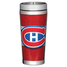 Woolie - 16-oz. Travel Mug - Montreal Canadiens