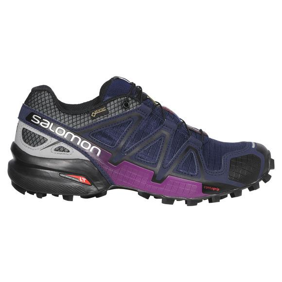 Speedcross 4 Nocturne GTX - Chaussures de course sur sentier pour femme
