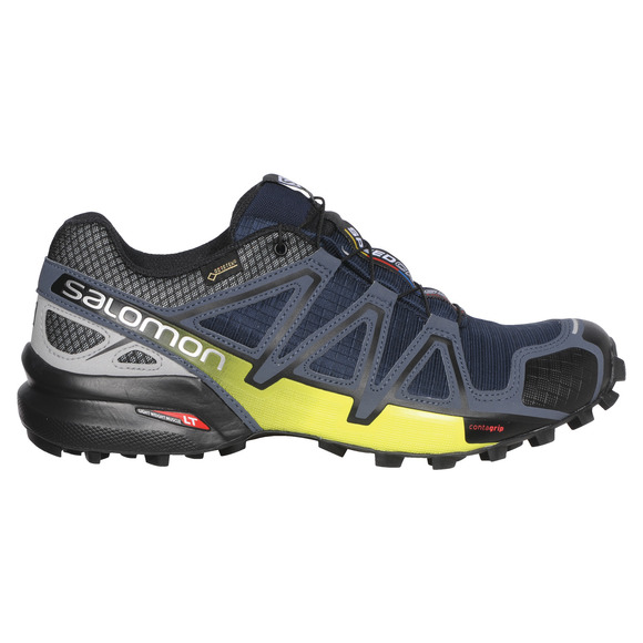 Speedcross 4 Nocturne GTX - Men's Trail Running Shoes
