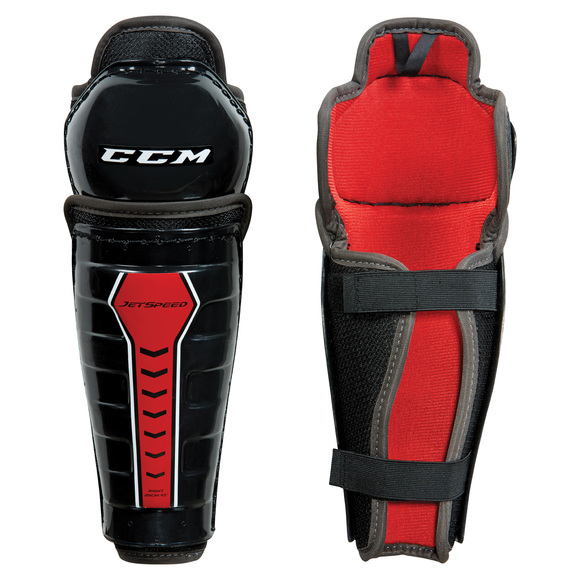 Jetspeed - Kid's Hockey Shin Guards