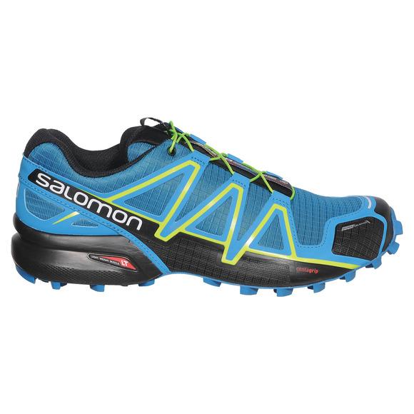 d0d07632 SALOMON Speedcross 4 CS - Men's Trail Running Shoes | Sports Experts