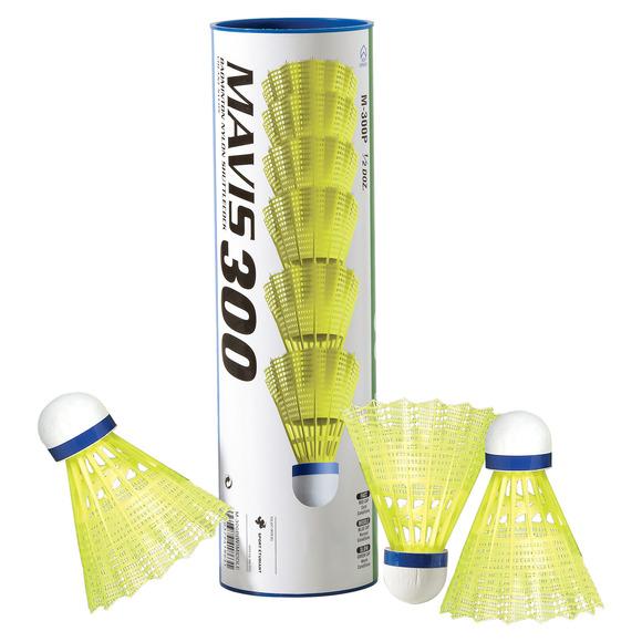 Mavis 300 - Volants en nylon (boîte de 6)