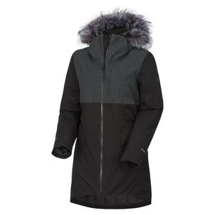 Arctic Puffin - Manteau à capuchon pour femme