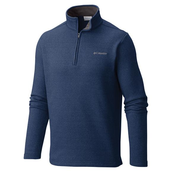 Great Hart Mountain - Men's Half-Zip Sweater