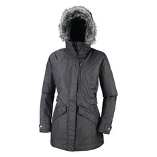 Foggy Breaker - Women's Hooded Winter Jacket