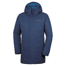 Blizzard Fighter - Men's Hooded Jacket