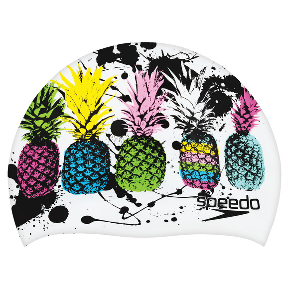 Tropical Holiday - Swimming Cap