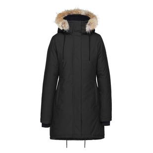Genia - Manteau d'hiver en duvet pour femme
