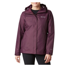 Arcadia - Women's Hooded Insulated Jacket