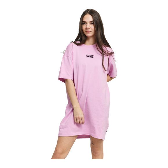 VANS Center Vee - Robe à manches courtes pour femme
