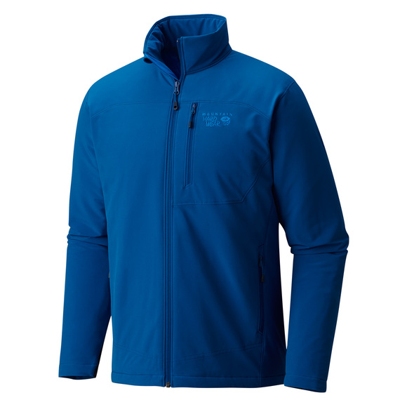 Superconductor - Men's Insulated Jacket