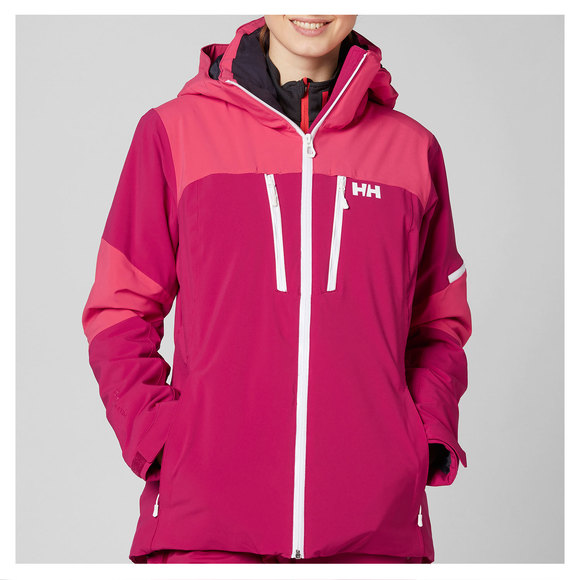 8388170f0d HELLY HANSEN Motionista - Women s Hooded Winter Jacket