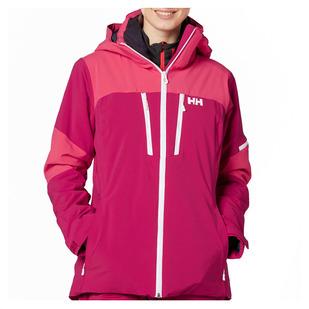 Motionista - Women's Hooded Winter Jacket