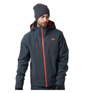 Alpha 3.0 - Men's Hooded Winter Jacket