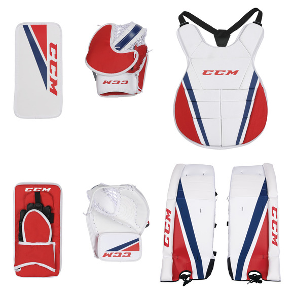 Carey Price - Ensemble de protection de gardien de hockey de rue pour enfant
