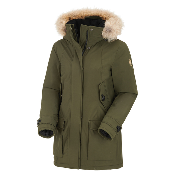 Boréal - Women's Hooded Winter Jacket