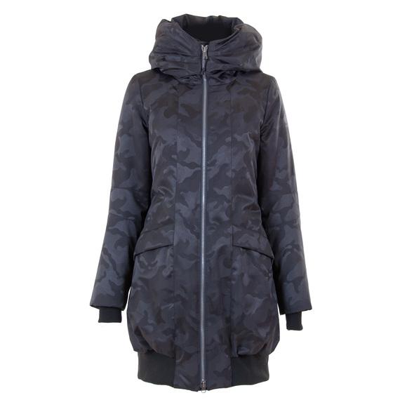 Glacier - Manteau d'hiver à capuchon pour femme