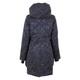 Glacier - Manteau d'hiver à capuchon pour femme    - 1