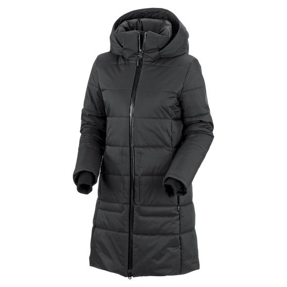 Météorite - Manteau d'hiver long pour femme