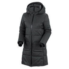 Météorite - Women's Long Winter Jacket