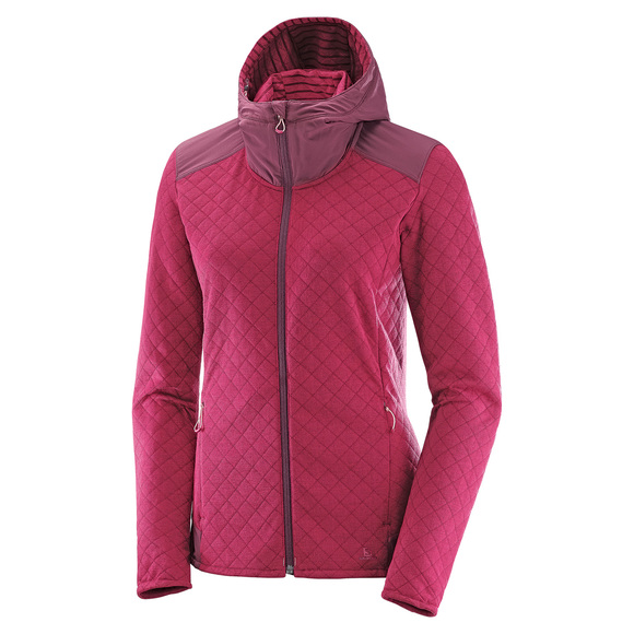 Elevate FZ - Women's Full-Zip Hoodie