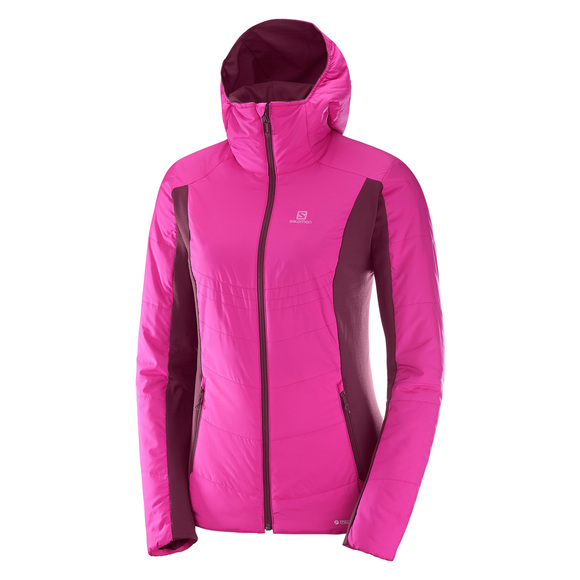 Drifter Mid - Women's Reversible Hooded Jacket