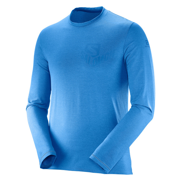Pulse - Men's Long-Sleeved Shirt
