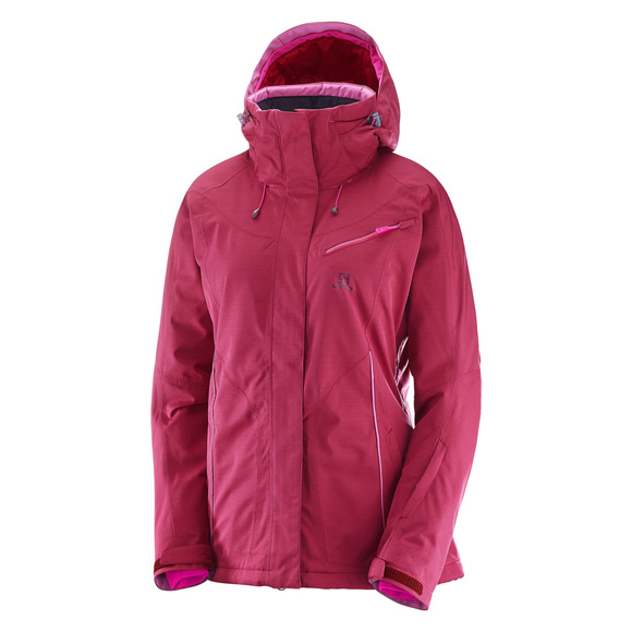 Fantasy - Women's Hooded Jacket