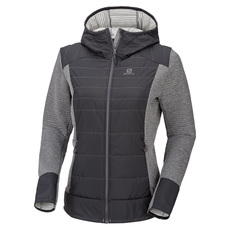 Right Nice Hybrid - Women's Hooded Jacket