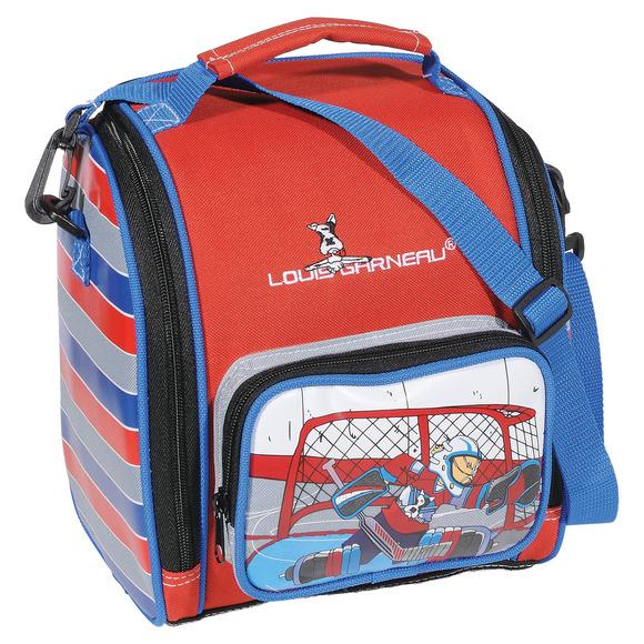 Hockey - Boys' Insulated Lunch Box