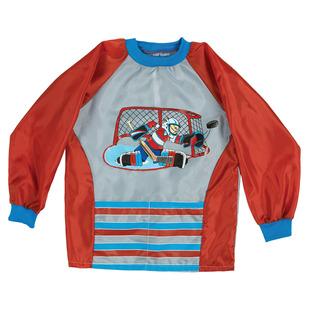 Hockey - Tablier de bricolage pour garçon (6 ans)