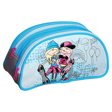 Longboard - Girls' Pencil Case