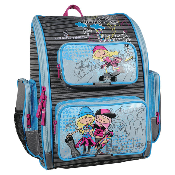 Longboard - Girls' Backpack