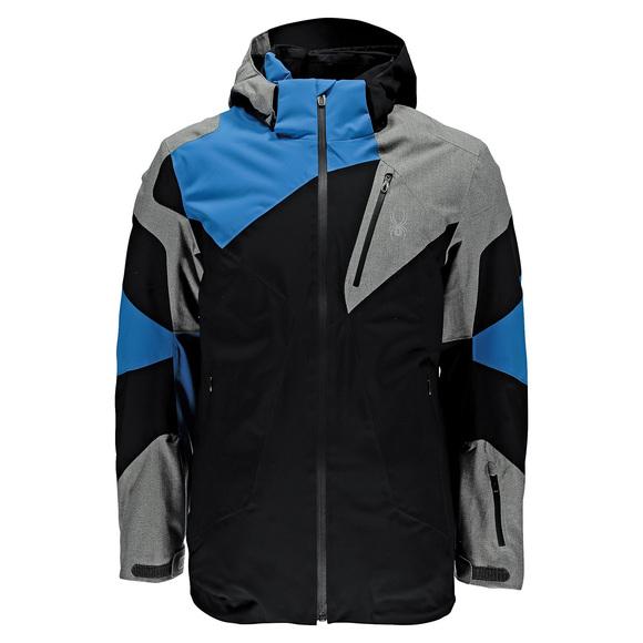 Leader - Men's Hooded Jacket