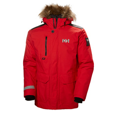 Svalbard - Men's Winter Hooded Parka