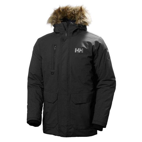 HELLY HANSEN Svalbard - Parka d hiver à capuchon pour homme   Sports Experts 4e7443203ddc