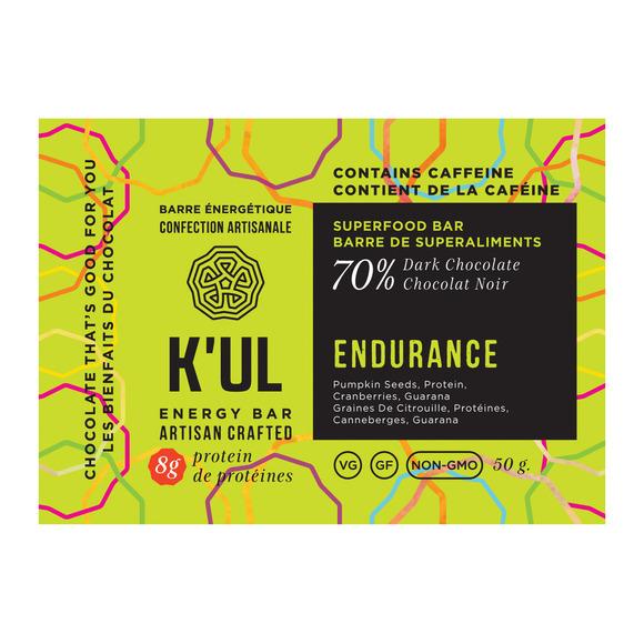 Endurance - Barre énergisante