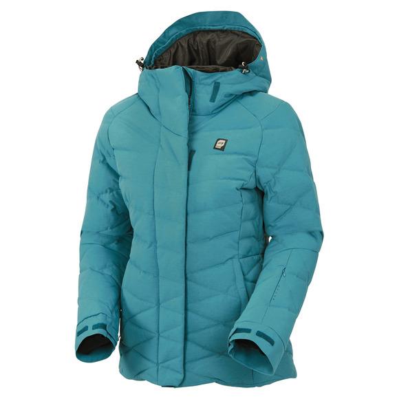 Riya - Manteau d'hiver en duvet pour femme