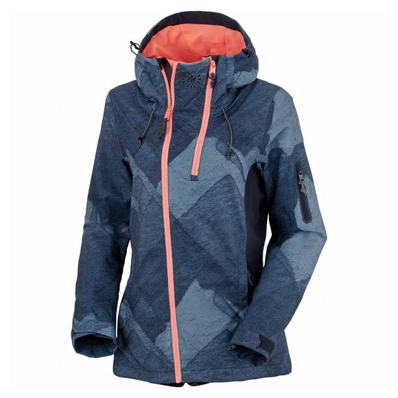 PW Jones Contour - Women's Hooded Jacket