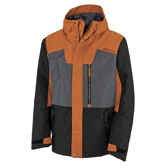 Utility Hybrid - Men's Winter Jacket