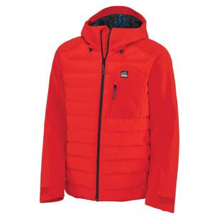 PM 37-N - Men's Down Softshell Jacket