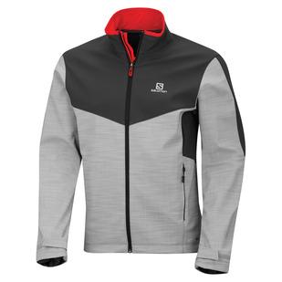 Pulse - Manteau softshell pour homme