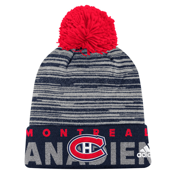 Cuffed Pom - Adult Knit Tuque