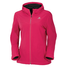 Nova W - Women's Softshell Hooded Jacket