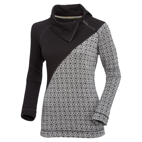Merino 250 Asym - Women's Long-Sleeved Shirt