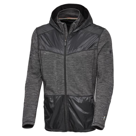 Merino 250 Sport Pattern - Veste à capuchon pour homme